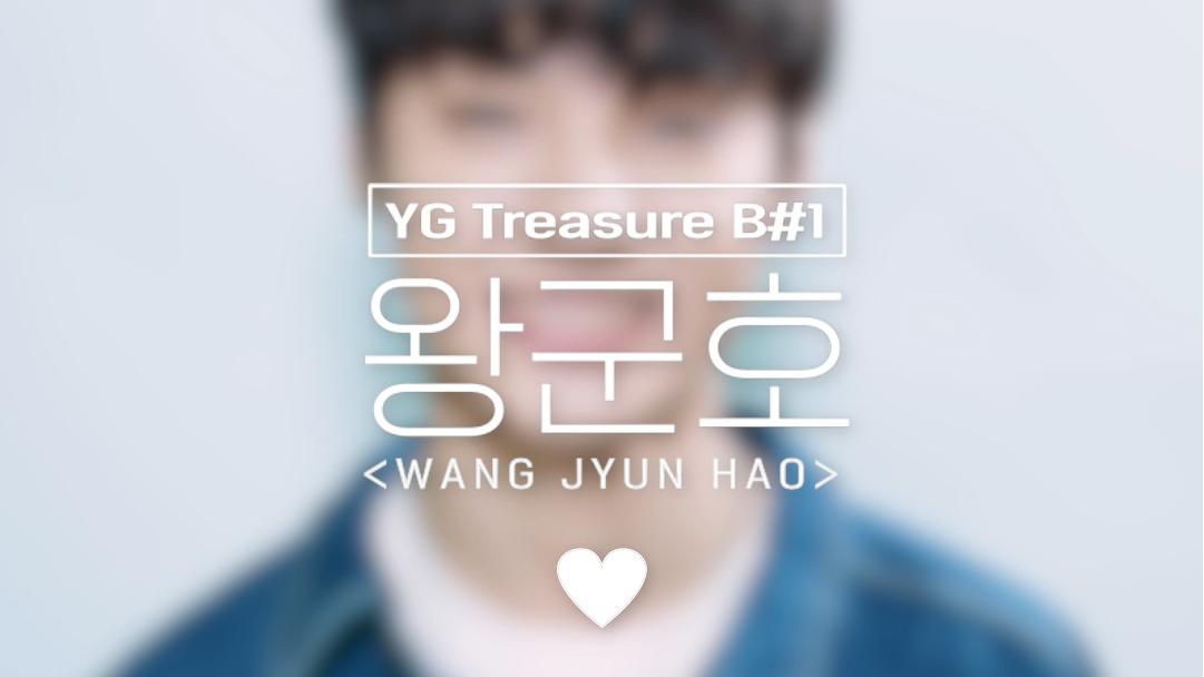 [GOOD NIGHT CAM] B#1 왕군호 <WANG JYUNHAO> l YG보석함