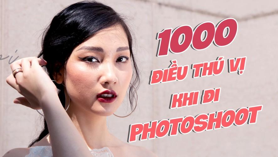 TRANG MING   Những buổi Photoshoot hằng ngày của tớ
