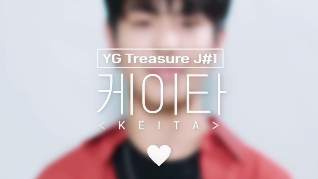 [GOOD NIGHT CAM] J#1 케이타 <KEITA> l YG보석함