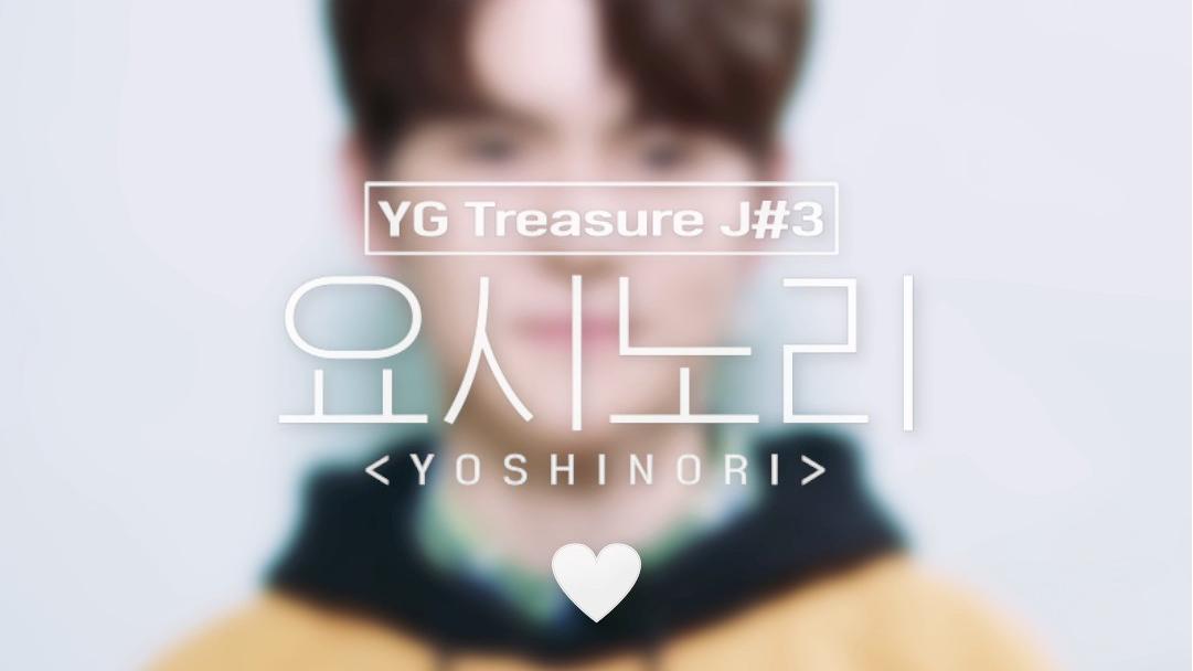 [GOOD NIGHT CAM] J#3 요시노리 <YOSHINORI> l YG보석함