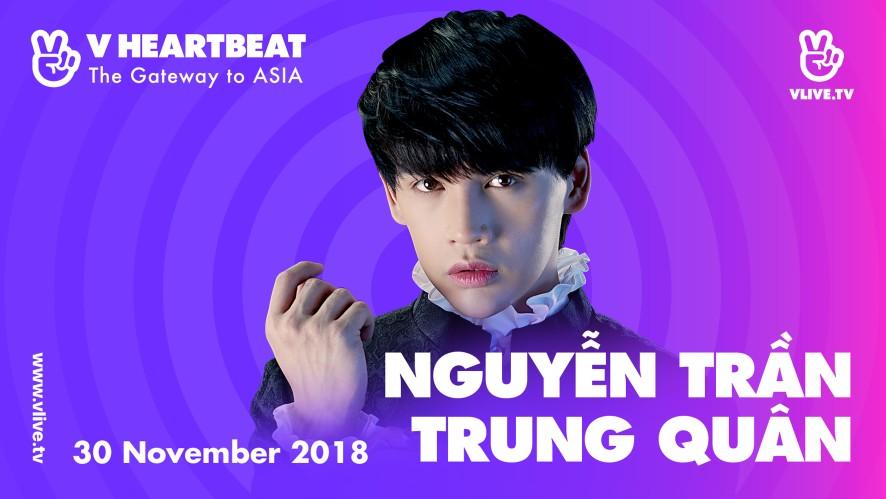 Nguyễn Trần Trung Quân - Màu nước mắt - V HEARTBEAT LIVE NOVEMBER