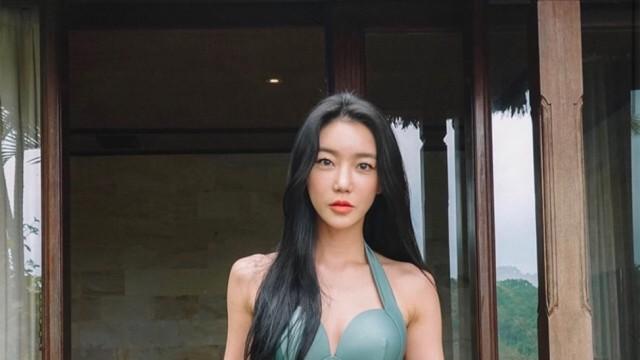 신흥 '흥궈신'! 권은진, 레깅스 파티를 뒤집어놓으셨다...(feat. 정하은)