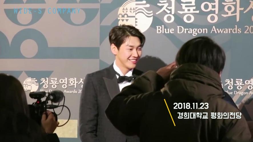 [BEHIND] 김영광 '제39회 청룡영화상' 비하인드 영상