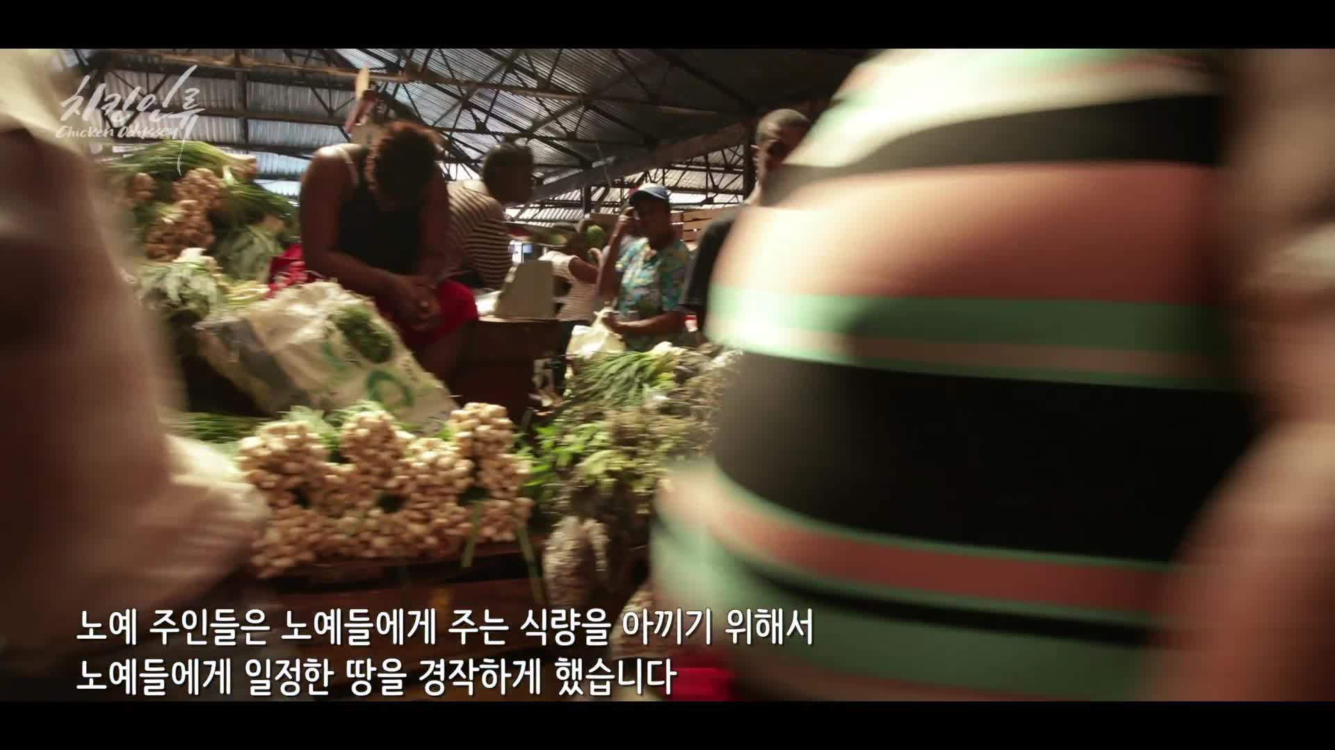 [치킨인류] EP3.자메이카 저크 치킨 Chicken Odyssey. Jamican Jerk Chicken