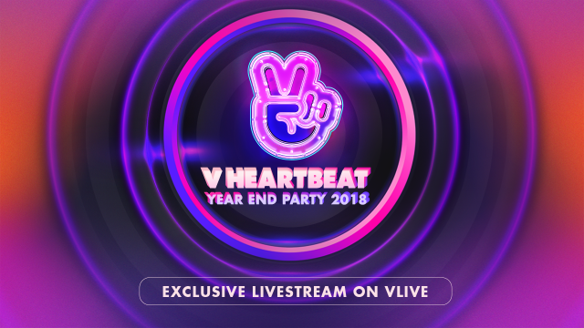V HEARTBEAT YEAR END PARTY 2018