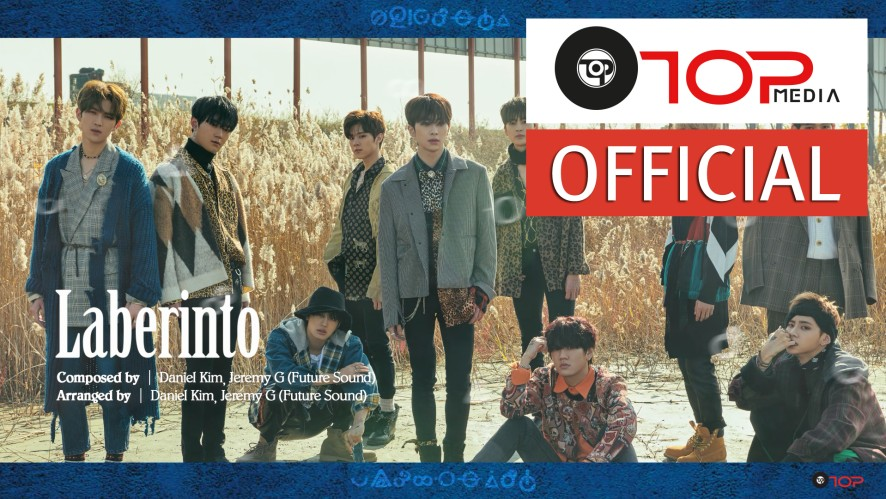 UP10TION(업텐션) Laberinto MUSIC THUMBNAIL