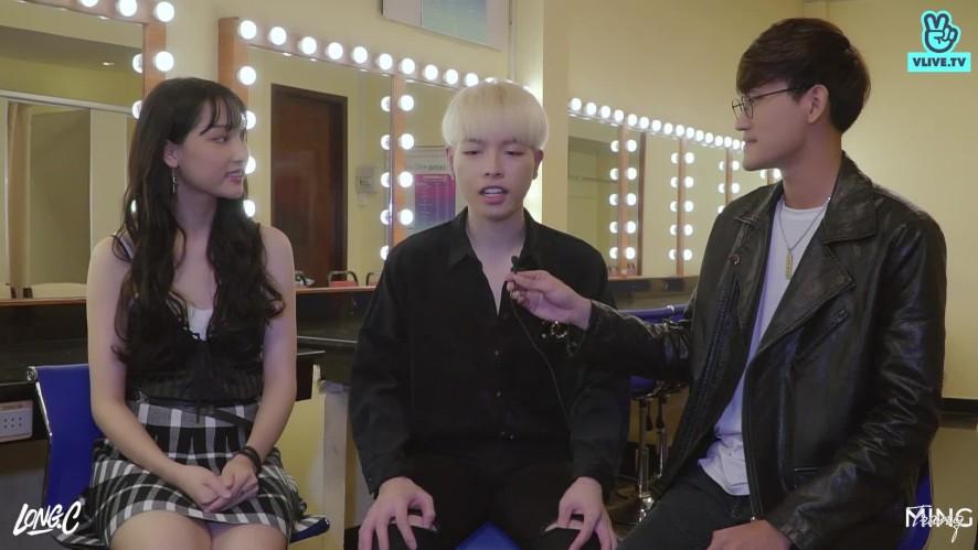 """""""VHEARTBEAT INTERVIEW ĐỨC PHÚC"""" - By: LONG.C & TRANG MING"""