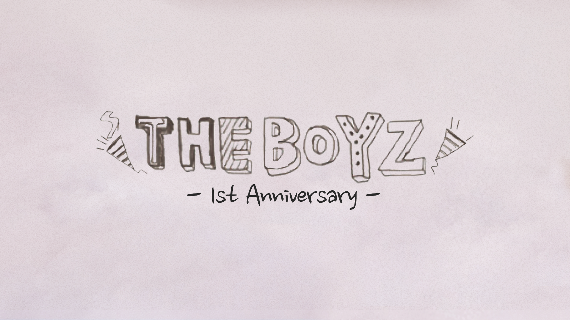 THE BOYZ 1st Anniversary Message