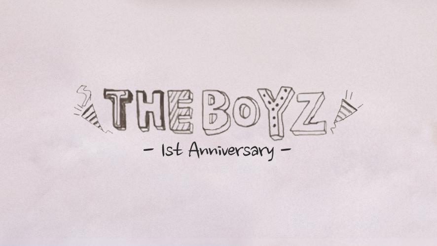 THE BOYZ 1st Anniversary Message