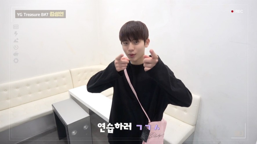 [DIARY CAM 2]  B#7 김성연 <KIM SUNGYEON> l YG보석함