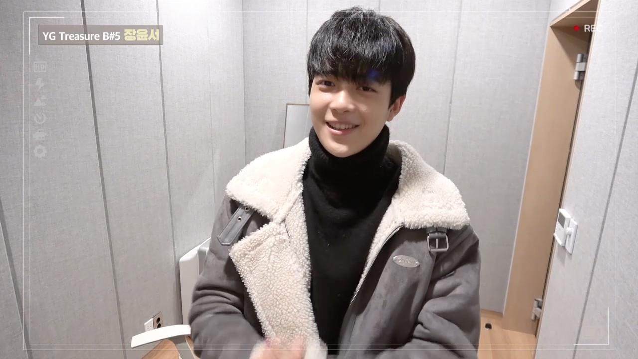[DIARY CAM 2]  B#5 장윤서 <JANG YUNSEO> l YG보석함