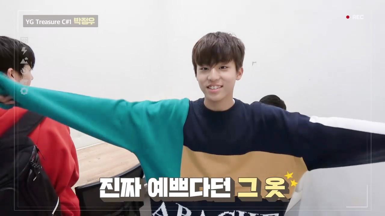 [DIARY CAM 2]  C#1 박정우 <PARK JEONGWOO> l YG보석함