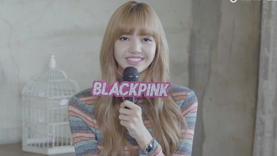 BLACKPINK 블랙핑크 'Star Road' 하이라이트 03. 리사
