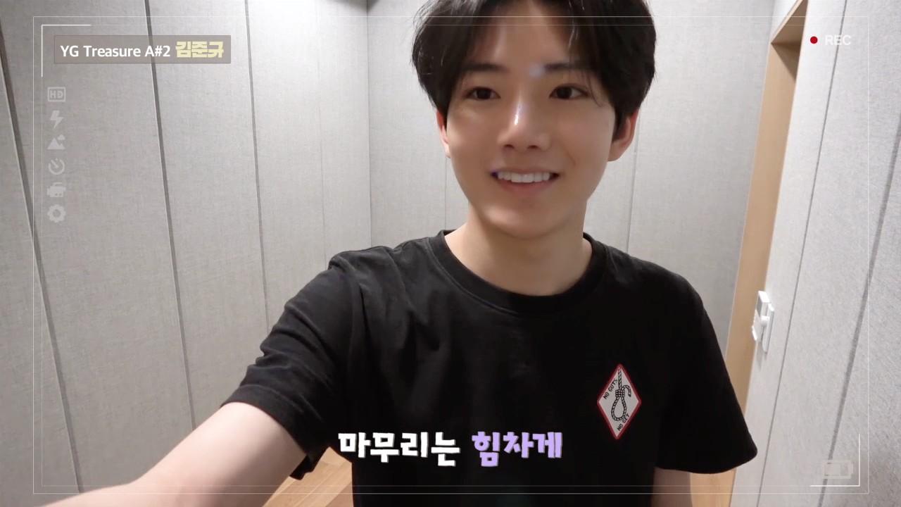 [DIARY CAM 2]  A#2 김준규 <KIM JUNKYU> l YG보석함