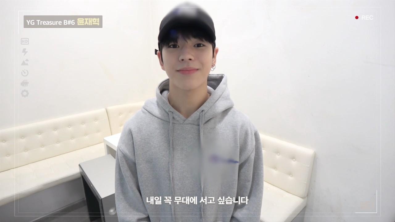 [DIARY CAM 2]  B#6 윤재혁 <YOON JAEHYUK> l YG보석함
