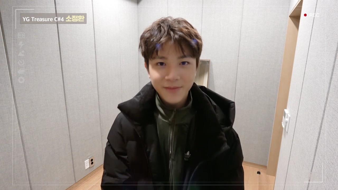 [DIARY CAM 2]  C#4 소정환 < SO JUNGHWAN>  l YG보석함