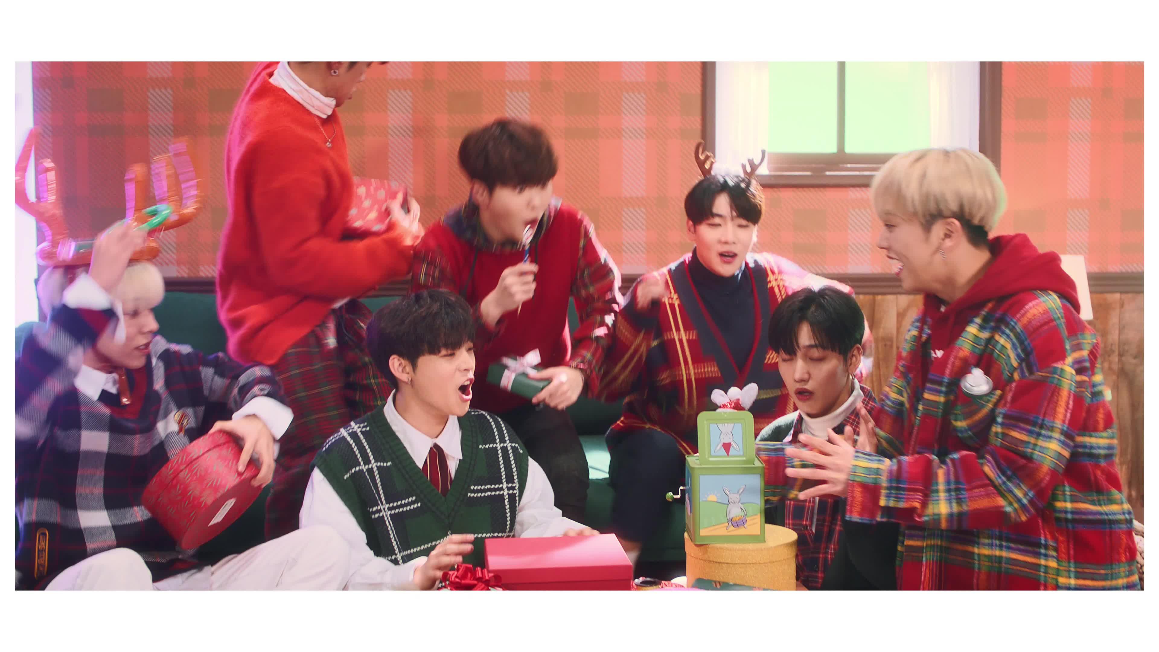 B1A4,오마이걸,온앤오프 (ONF)_타이밍(Timing)(MV)