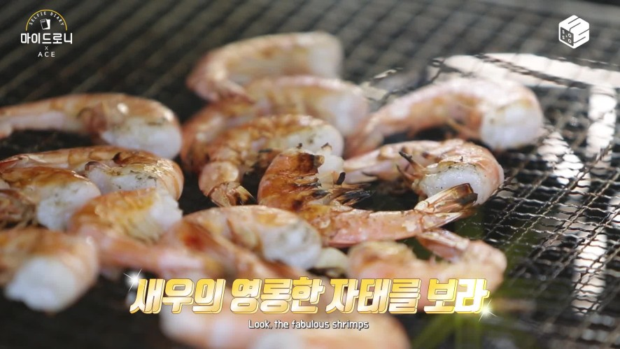 [셀피다이어리 마이드로니 x A.C.E] CAM.11 BBQ의 꿈은☆이루어진다! (feat. 뽀짝 찬♥)