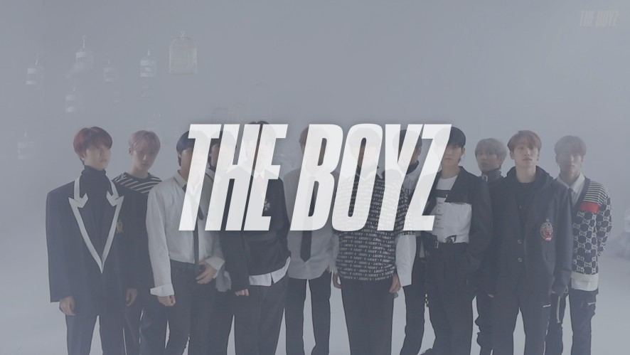 THE BOYZ (더보이즈) MINI ALBUM [THE ONLY] Jacket Making (No Air ver.)