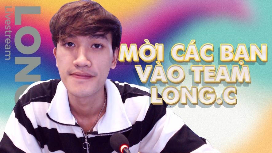 LONG.C |  | Mời các bạn vào team Long.C xem có gì nào!