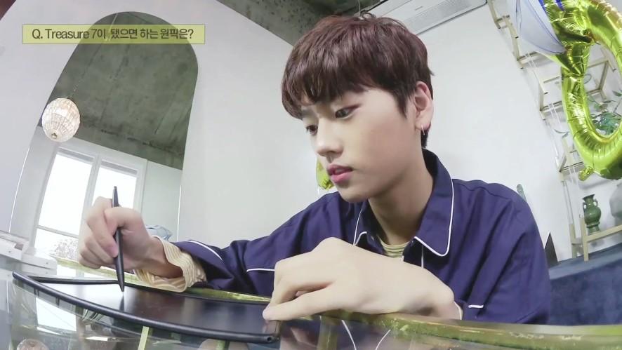 [SURVEY CAM] B#2 강석화 <KANG SEOKHWA> l YG보석함
