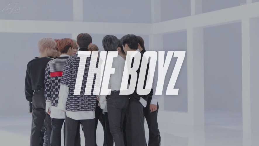 THE BOYZ(더보이즈) 'No Air' M/V MAKING FILM