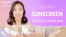 How To Choose The Right Sunscreen for Acne Prone Skin | From Ingredients To A How To