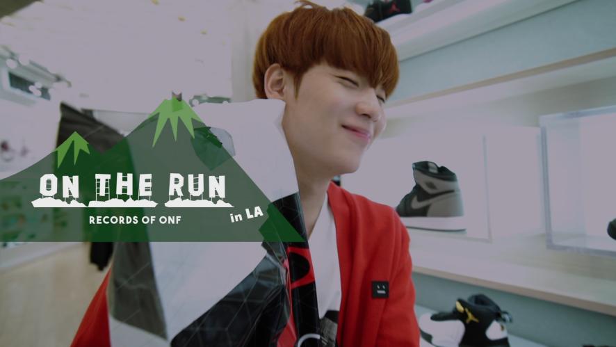 [ON THE RUN] EP.23 (in LA)