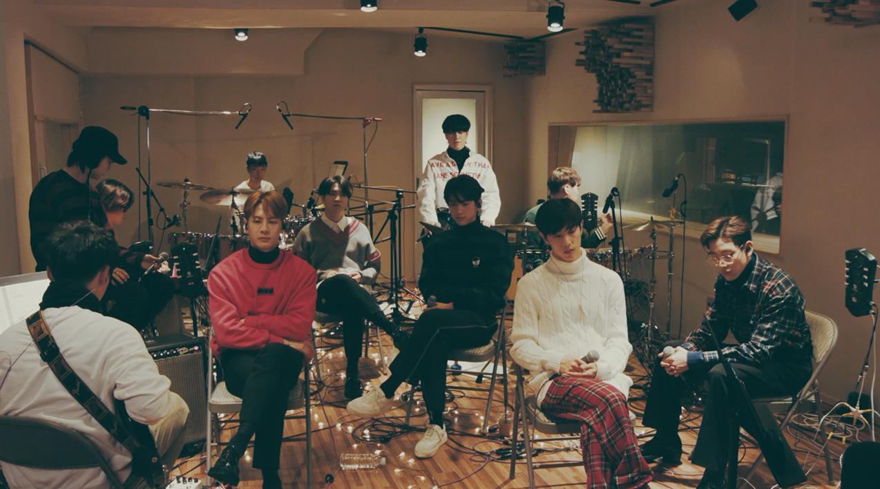 "[GOT7 STUDIO] GOT7(갓세븐) ""Miracle"" Live"