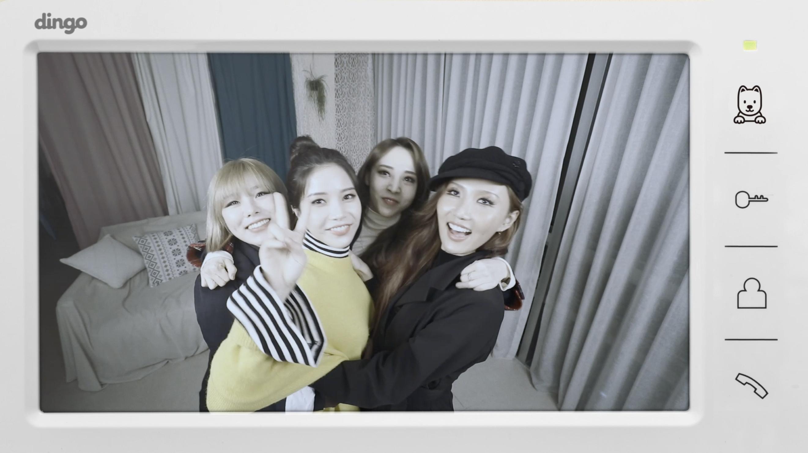[teaser] 어서 문을 열어랔ㅋㅋㅋ쉴새없이 비글거리는 마마무가 딩고네 놀러온다면? | MAMAMOO