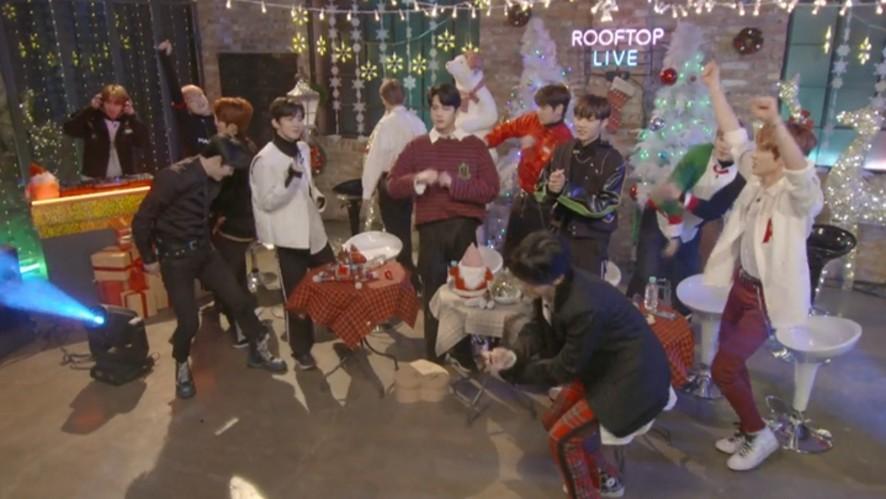 [Full] THE BOYZ X Rooftop Live - 더보이즈의 루프탑라이브!