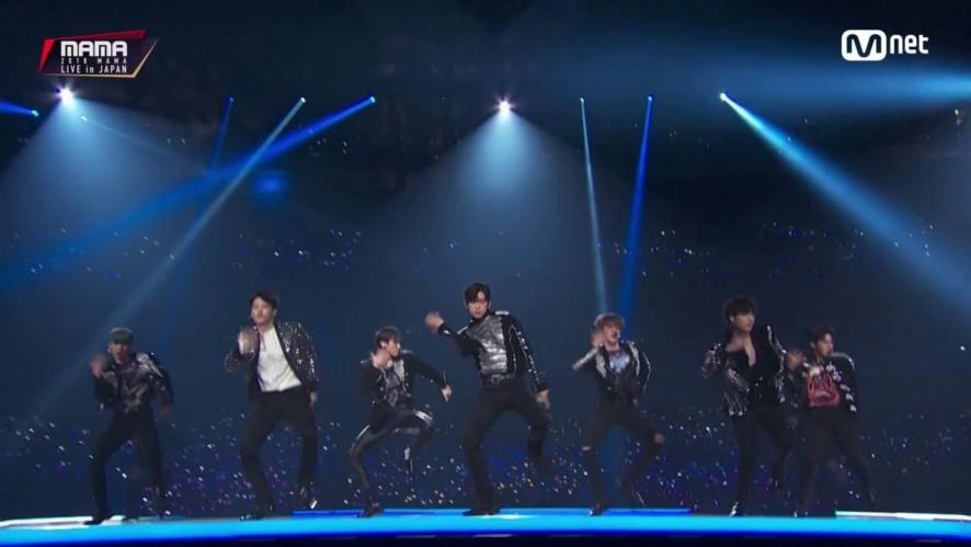 MONSTA X & GOT7_FANTASTIC BABY / BIGBANG│2018 MAMA FANS' CHOICE in JAPAN