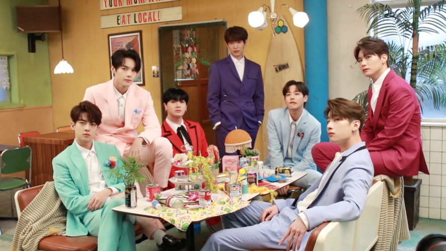 VICTON 'Welcome to Wonderland' Making VCR