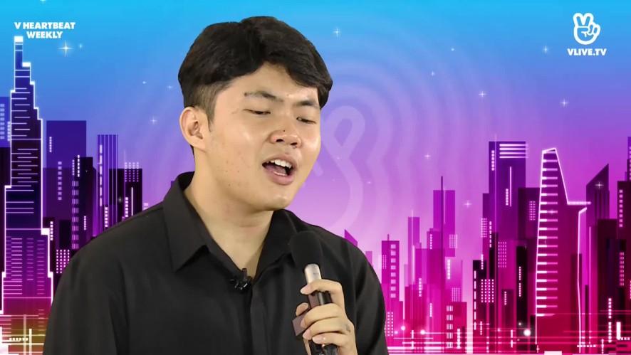 Andiez hát live Suýt nữa thì - V HEARTBEAT WEEKLY - Tập 23