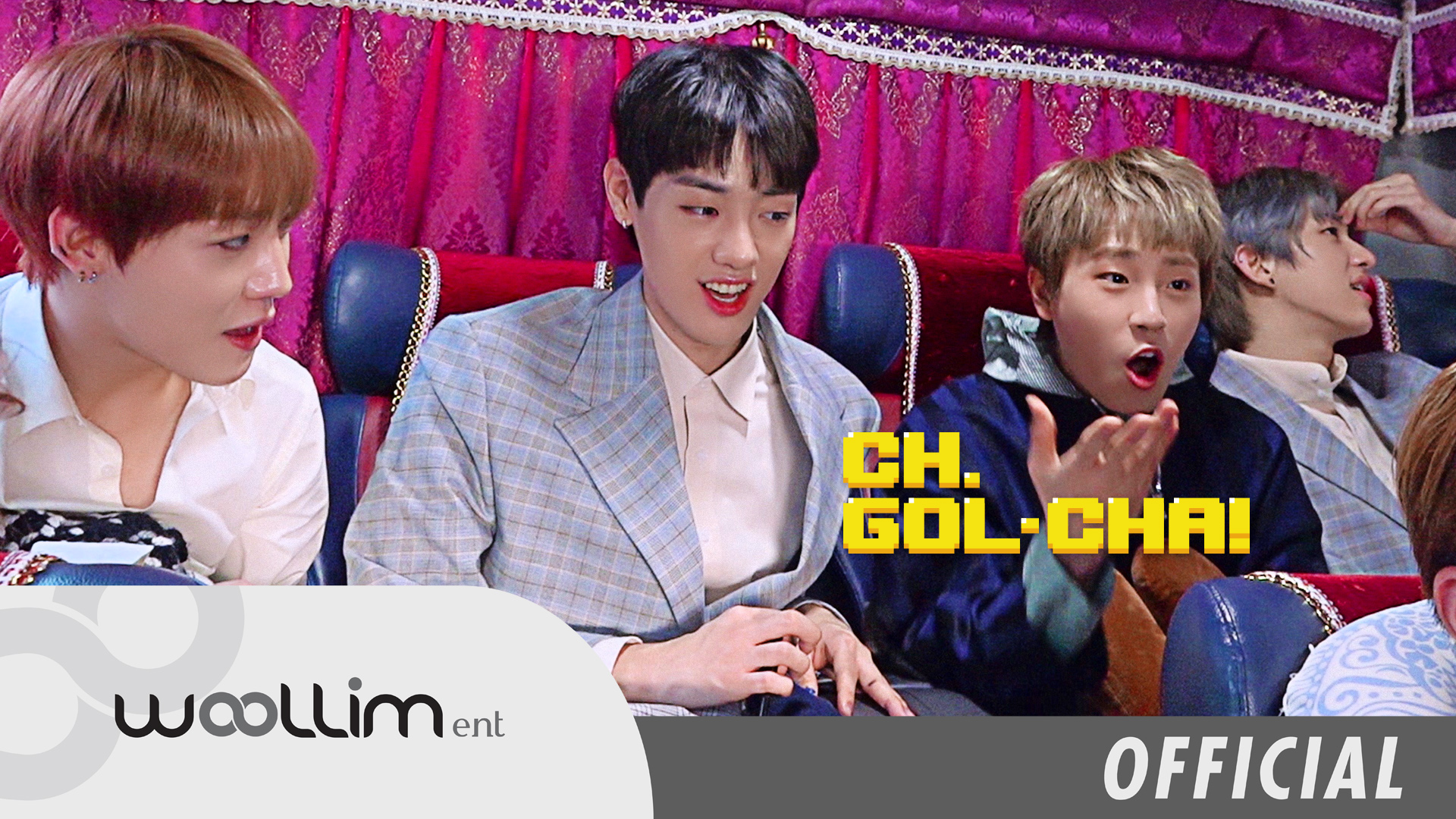 "골든차일드(Golden Child) ""CH.GOL-CHA!"" Ep.10"