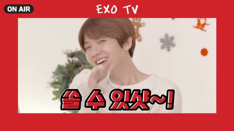 [EXO] 오늘 안주는 고추바샤샷이다ㅋ (EXO-L naming EXO's new key dance)