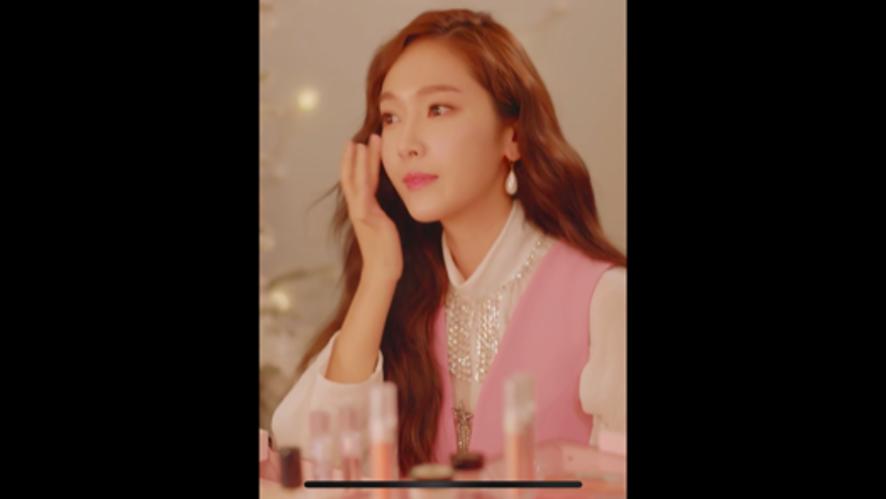 JESSICA X AMUSE One More Christmas 셀프메이컵 & 신곡 공개