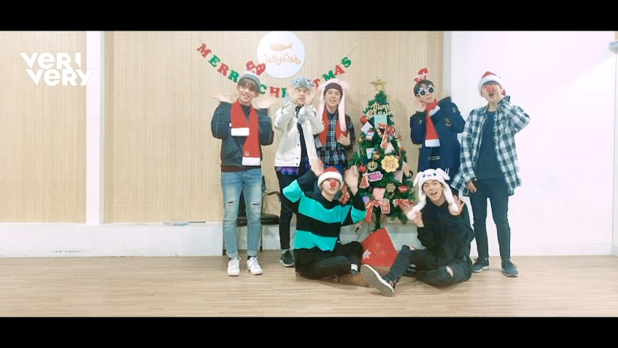 VERIVERY's Special Moments_2018.12.10-12.16