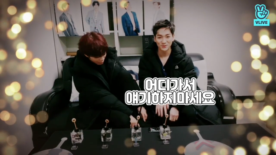 [NU'EST W] 아로니 양말 5개 신고 300신발 신은거 비밀이에요🤫(Aron talking about when he first came to Korea)