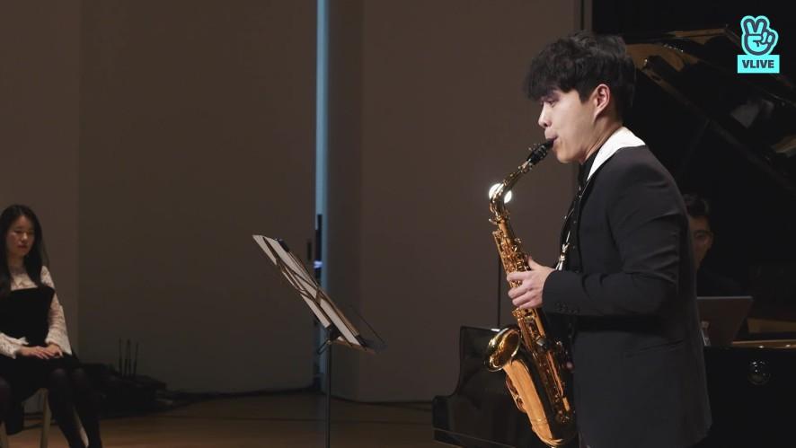 [연주클립]V살롱 갈라_Saxophone 브랜든최_S.Rachmaninoff: 'Vocalise' Op34. No.14
