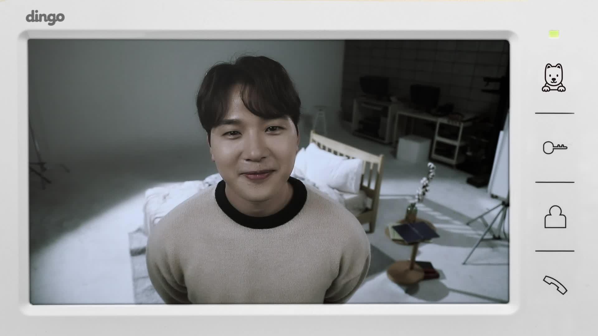 [teaser] 🎄크리스마스 이브에 '김민석'이 멍뭉이 같은 얼굴로 문을 두드린다면? ☃️