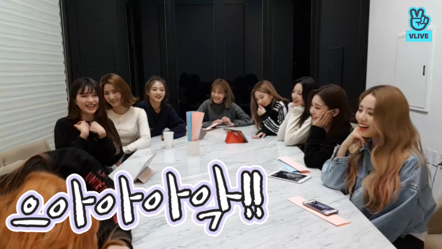 [fromis_9] 겁챙이와 프롬이들의 갑분공포토크 지금 므라고 했냐~⁉️ (fromis_9 talking about their scary stories)