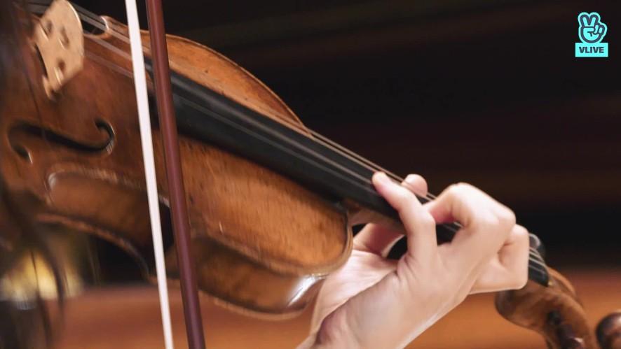 [연주클립]V살롱 갈라 바이올린 김봄소리 & 피아노 임동혁 M.Ravel: Violin Sonata No.2 2악장&3악장