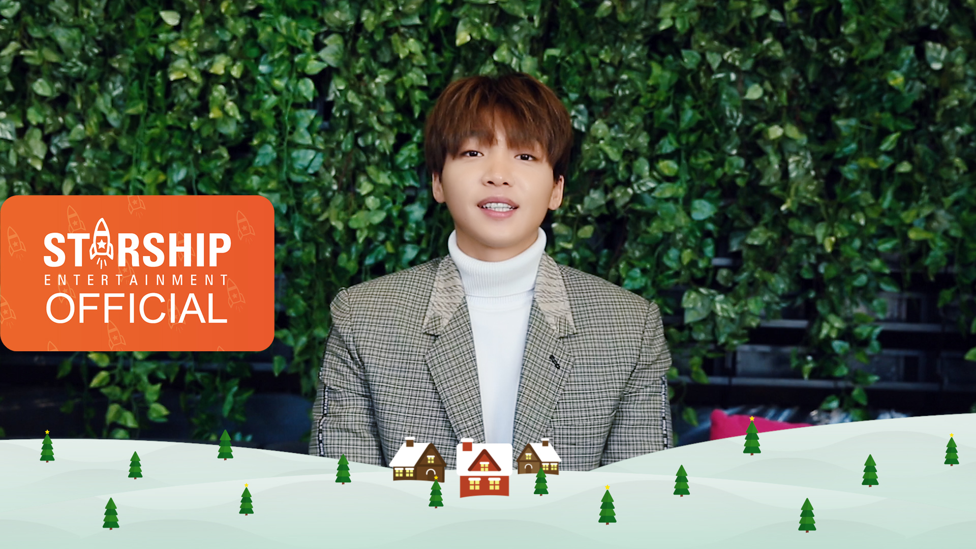 [Special Clip] 정세운(JEONG SEWOON) - 2018 Christmas Message