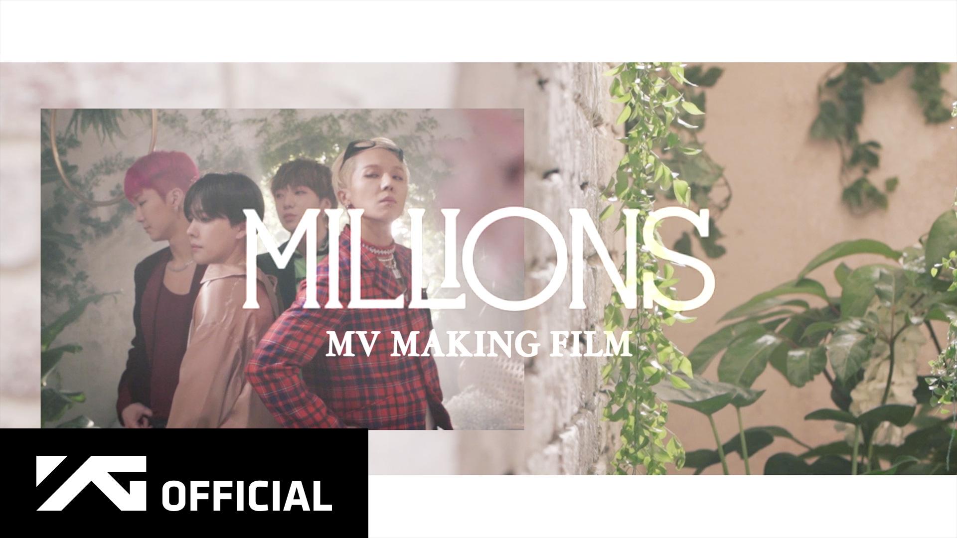 WINNER - 'MILLIONS' M/V MAKING FILM