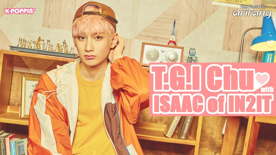 T.G.I Chu with ISAAC of IN2IT