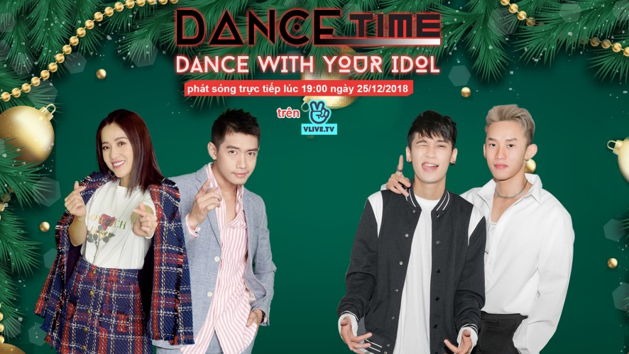 Dance Time Show - Kay Trần & Tronie [Tập 4]