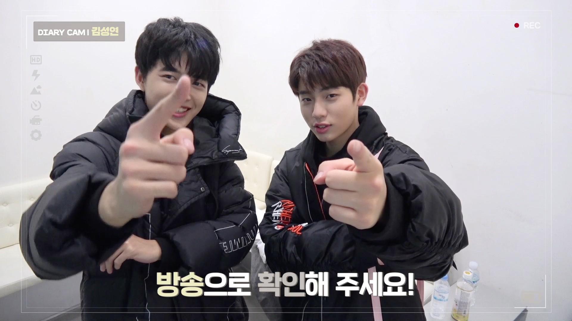 [DIARY CAM 3] 김성연 <KIM SUNGYEON> l YG보석함