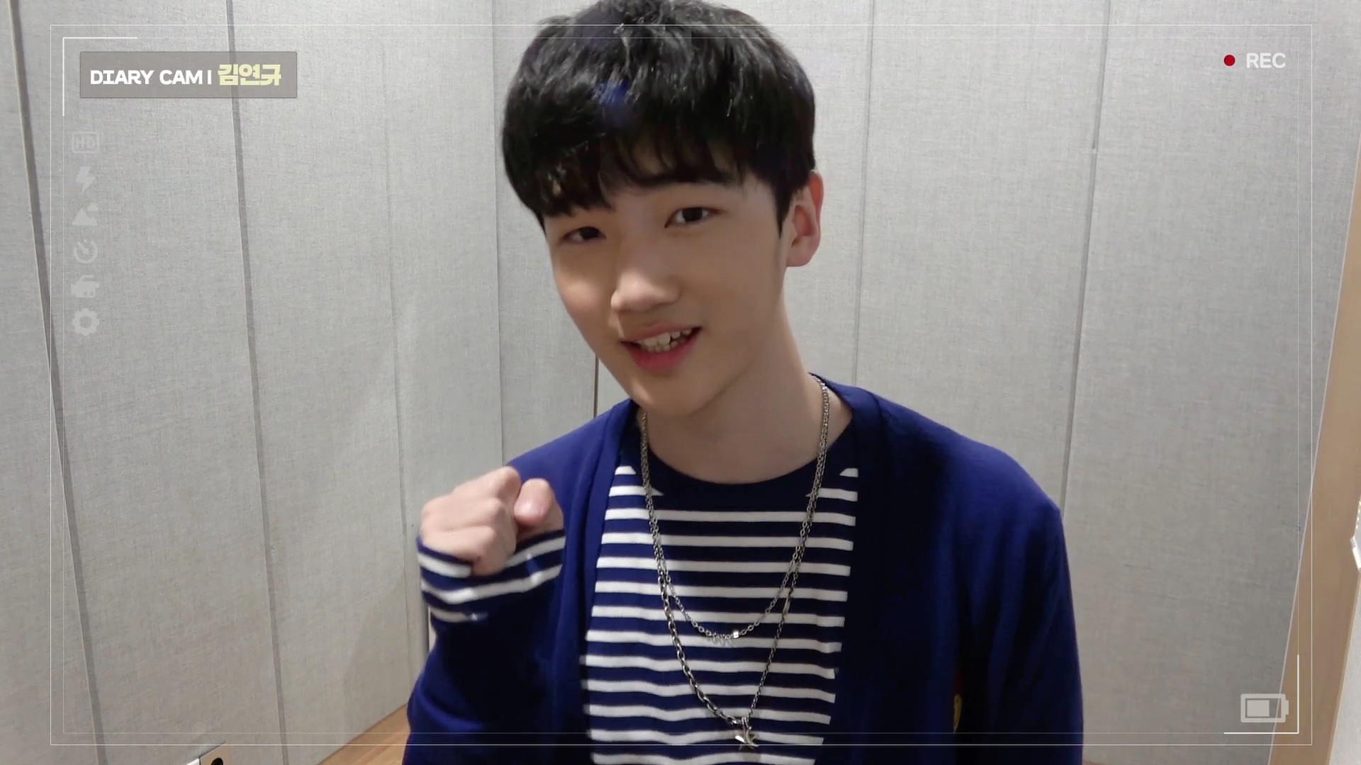 [DIARY CAM 3] 김연규 <KIM YEONGUE> l YG보석함