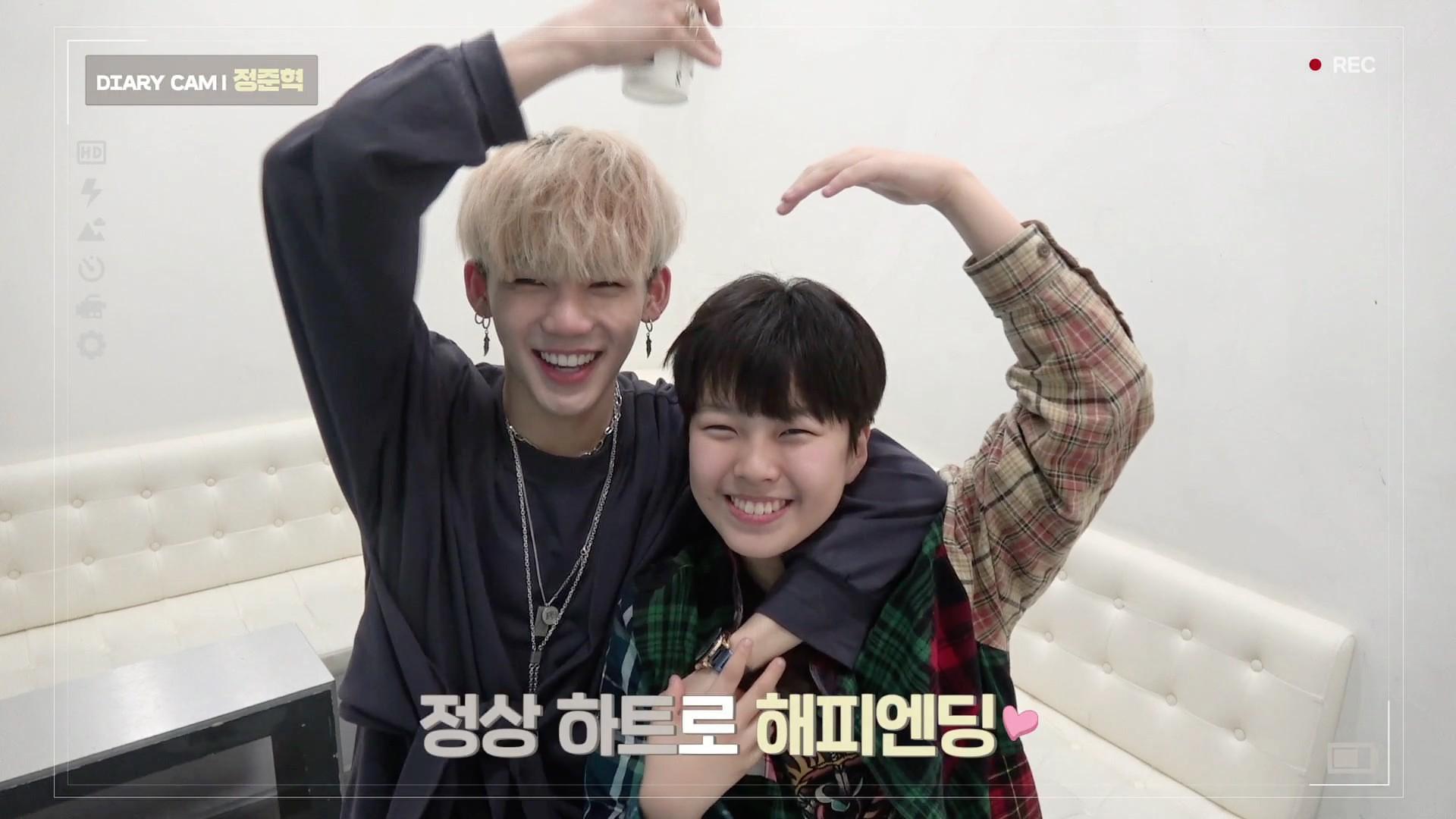 [DIARY CAM 3] 정준혁 <JUNG JUNHYUK> l YG보석함